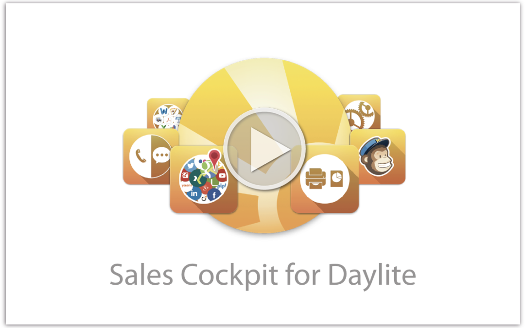 Sales Cockpit for Daylite is here!