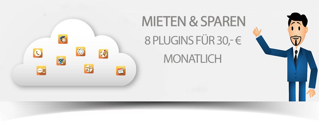 Neues Daylite Plugin Bundle zum Monatspreis, sowie Daylite Managed Service!