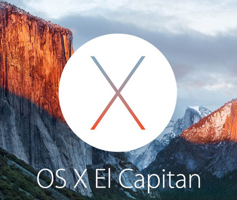 Important Information on System Update OSX 10.11.4