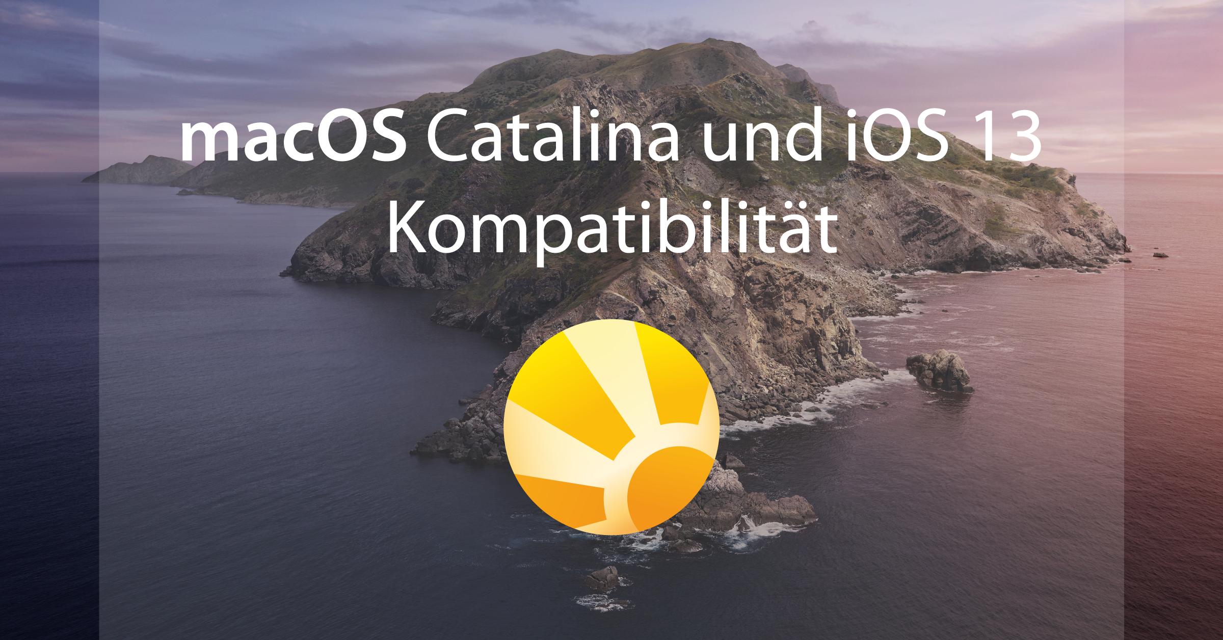 Update: Daylite mit macOS 10.15 Catalina und iOS 13 kompatibel