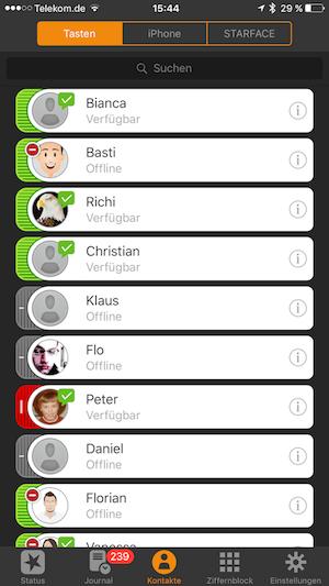 Der neue Starface Client: Nehmen Sie ihr Telefon doch einfach mit!