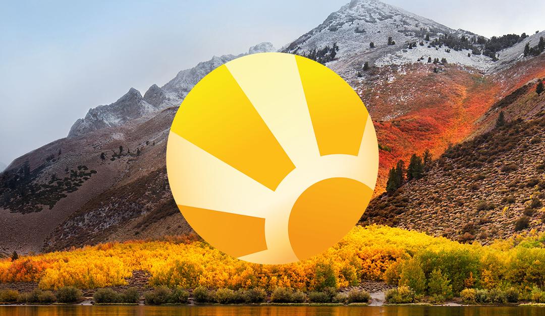 Update: macOS High Sierra und Daylite jetzt beste Freunde!
