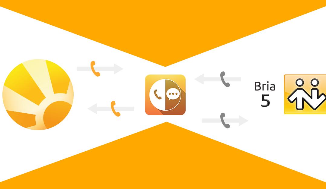 Fone&Text – Integrierte Telefonie in Daylite – jetzt mit Bria kompatibel!