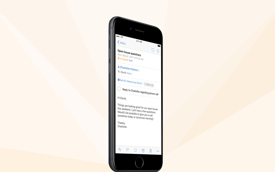 Sneak Preview: Daylite Mail für iPhone & iPad