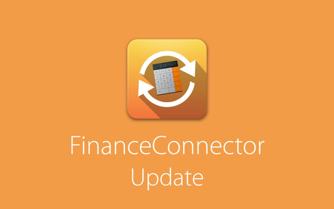 FinanceConnector in modernem Design