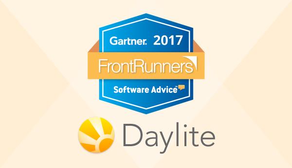 Daylite in den 2017 FrontRunners Quadrant für CRM aufgenommen
