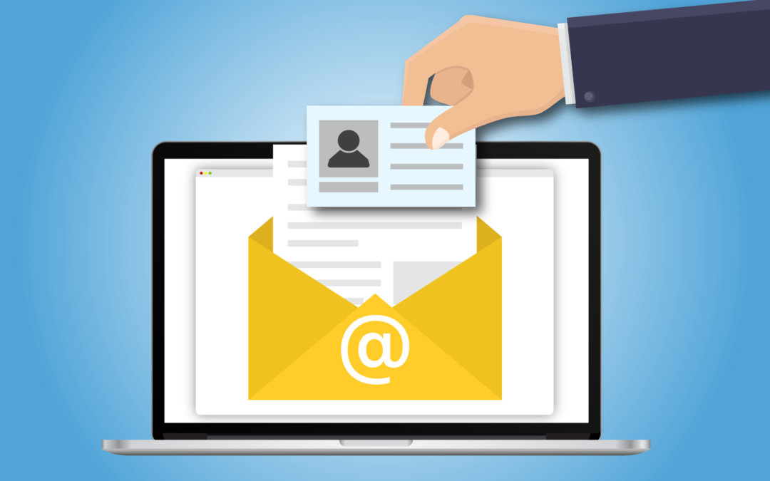 Daylite Tipp: Einen Kontakt als V-Card exportieren