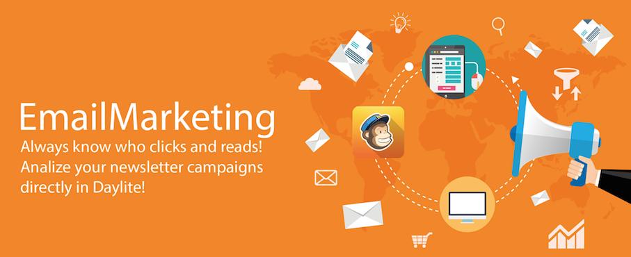 Update: EmailMarketing 3.1 – with MailChimp Analytics!