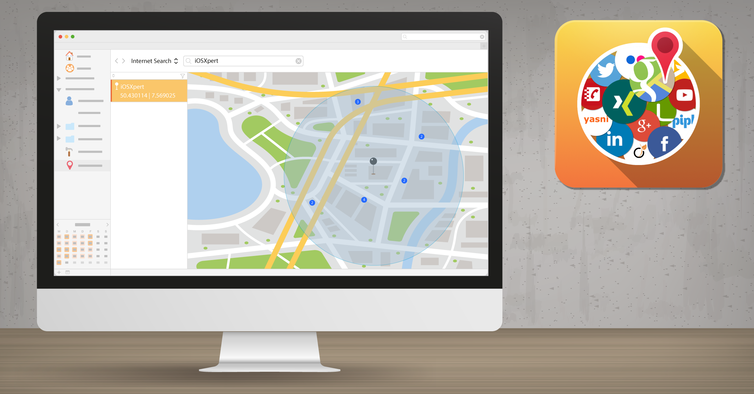 Daylite Tip: The Proximity Search in Web&Map