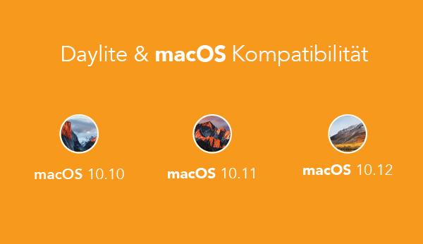 Daylite & macOS Kompatibilität