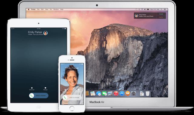 WWDC – Apples Neuerungen für Ihr Business / Verbesserte Telefonintegration für Mac
