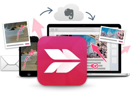 AppTipp: Skitch – Aufnahme, Markieren, Senden von Screenshots