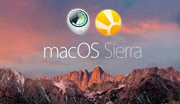 Kompatibilität zu macOS Sierra and iOS 10