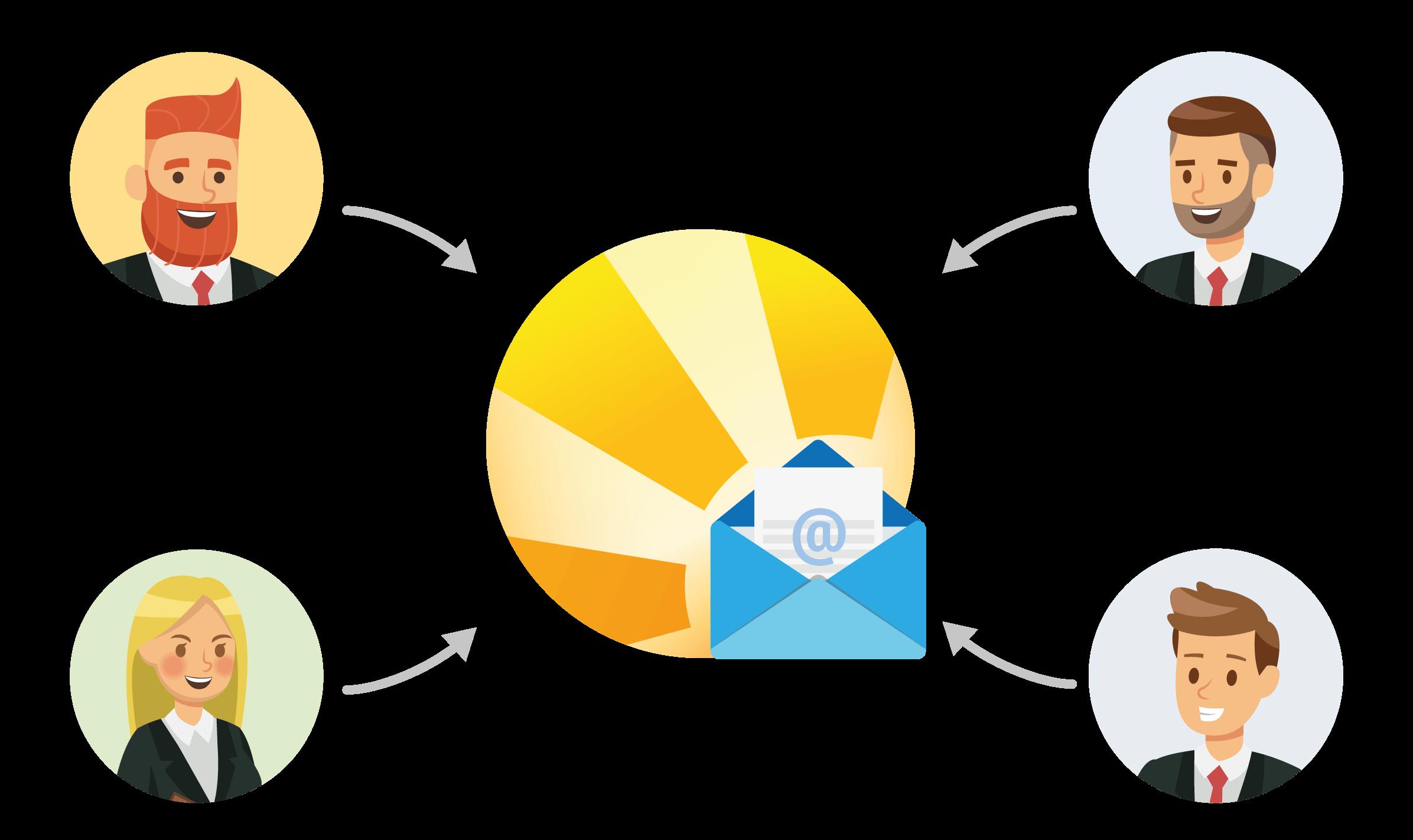 CRM Daylite Mac Zentrale E-Mail Vorlagen fuer alle im Team.png
