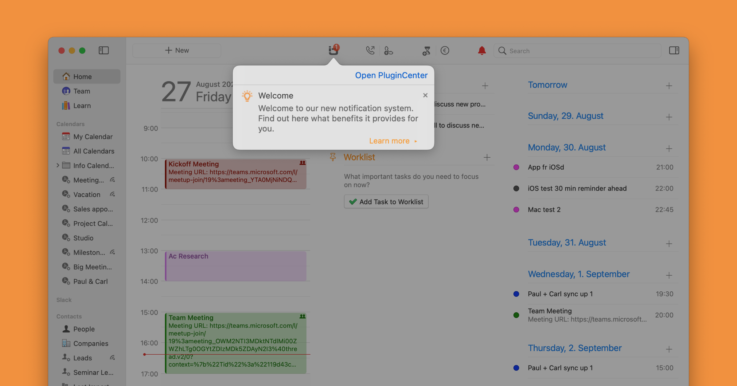 Out now: The iOSXpert Notification-Center