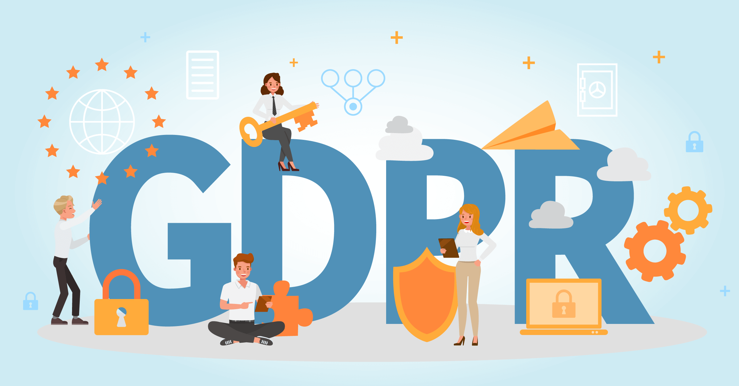 Daylite Tip: How to delete or export a data record GDPR-compliant